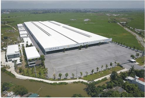 Công ty Cổ phần kính an toàn Việt Nhật